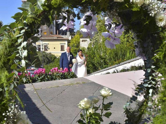 Il matrimonio di Rosario e Mariana a Nocera Inferiore, Salerno 26