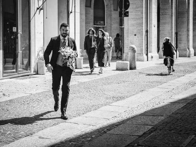 Il matrimonio di Enrico e Chiara a Forlì, Forlì-Cesena 2