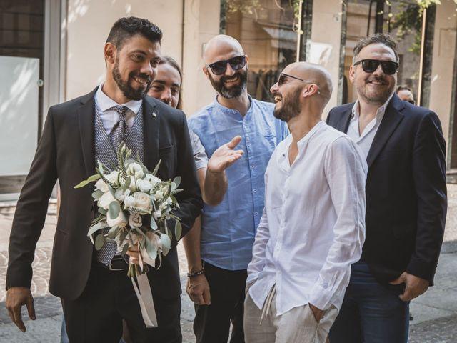 Il matrimonio di Enrico e Chiara a Forlì, Forlì-Cesena 5
