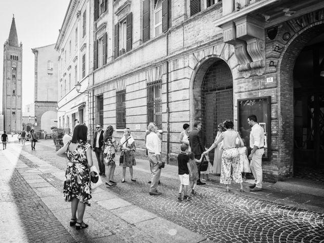 Il matrimonio di Enrico e Chiara a Forlì, Forlì-Cesena 6