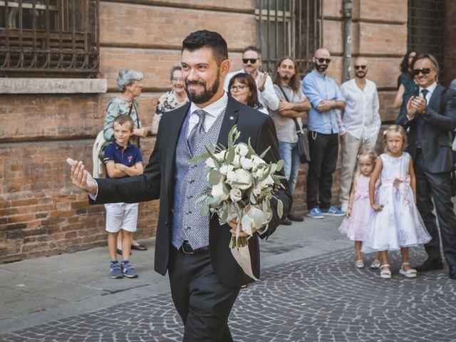 Il matrimonio di Enrico e Chiara a Forlì, Forlì-Cesena 9