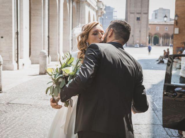 Il matrimonio di Enrico e Chiara a Forlì, Forlì-Cesena 10