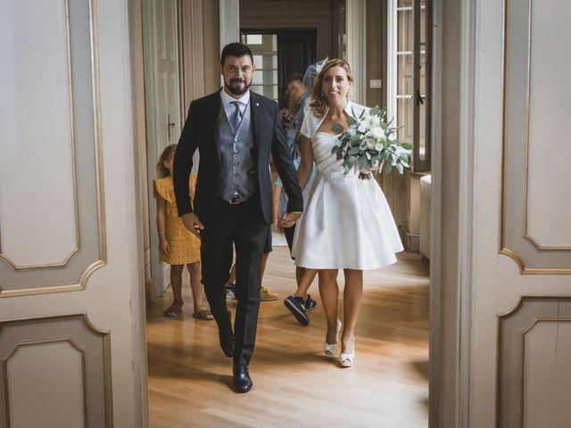 Il matrimonio di Enrico e Chiara a Forlì, Forlì-Cesena 13