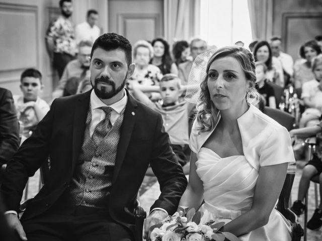 Il matrimonio di Enrico e Chiara a Forlì, Forlì-Cesena 15