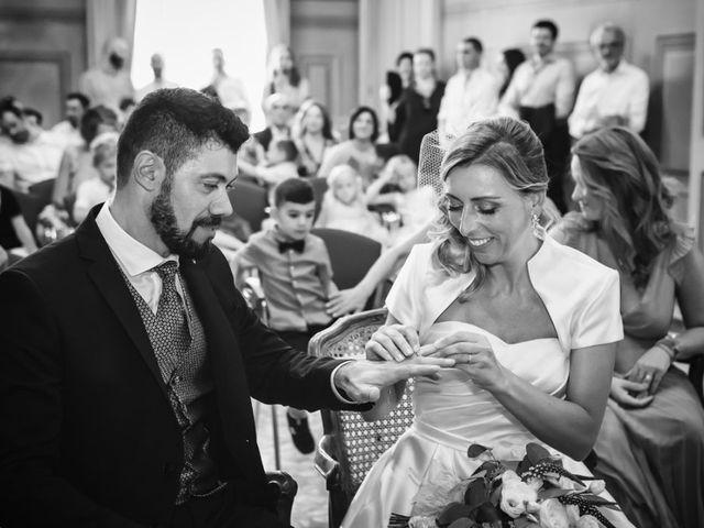Il matrimonio di Enrico e Chiara a Forlì, Forlì-Cesena 20