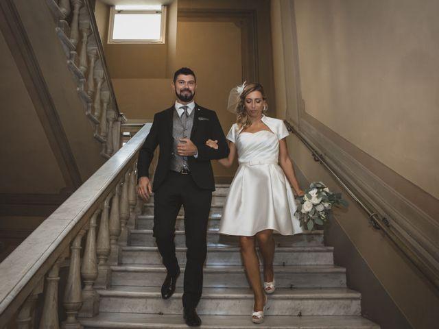 Il matrimonio di Enrico e Chiara a Forlì, Forlì-Cesena 22