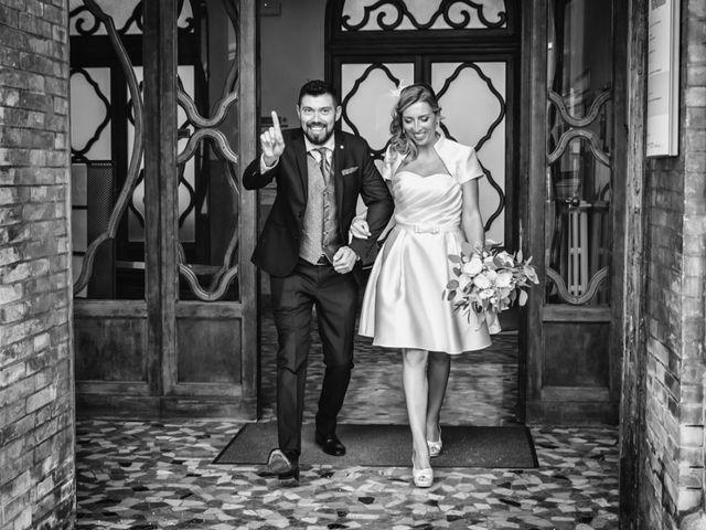 Il matrimonio di Enrico e Chiara a Forlì, Forlì-Cesena 23
