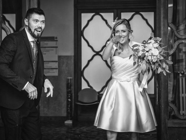 Il matrimonio di Enrico e Chiara a Forlì, Forlì-Cesena 25