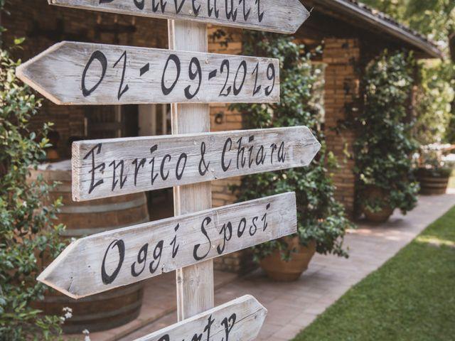 Il matrimonio di Enrico e Chiara a Forlì, Forlì-Cesena 31