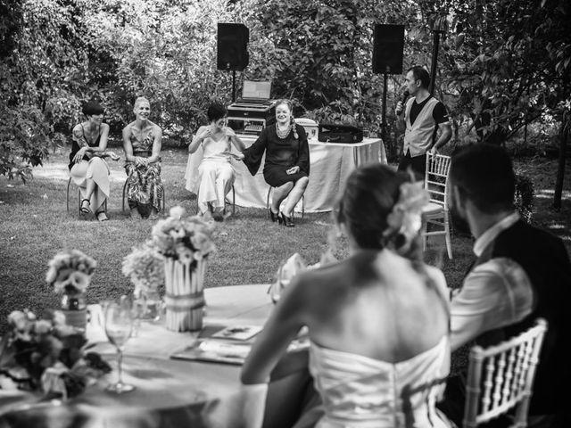 Il matrimonio di Enrico e Chiara a Forlì, Forlì-Cesena 50