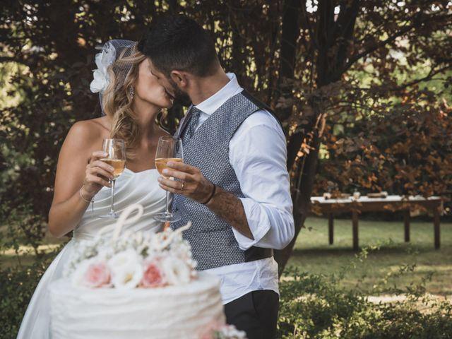 Il matrimonio di Enrico e Chiara a Forlì, Forlì-Cesena 59