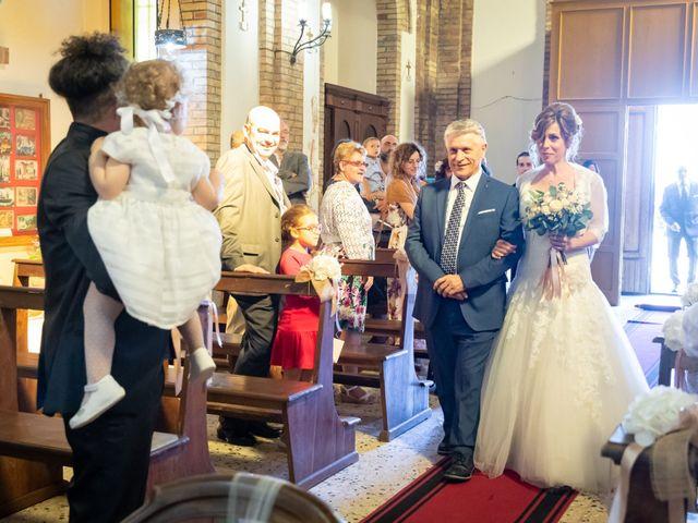 Il matrimonio di Manuele e Chiara a Alfonsine, Ravenna 13