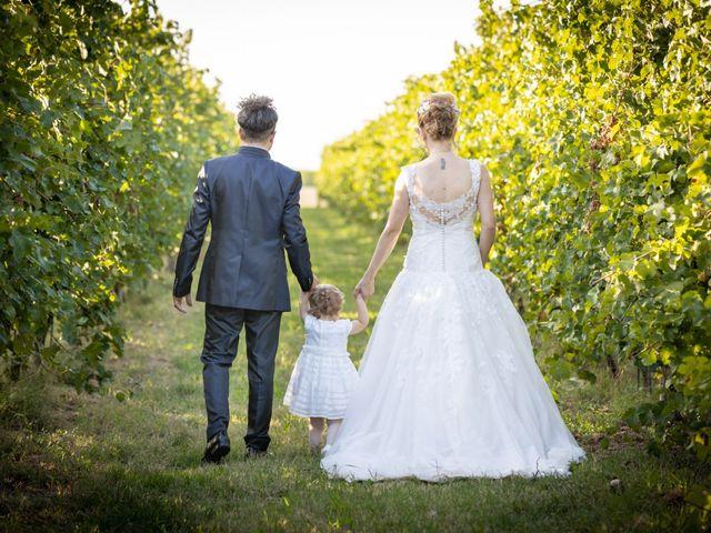 Le nozze di Chiara e Manuele
