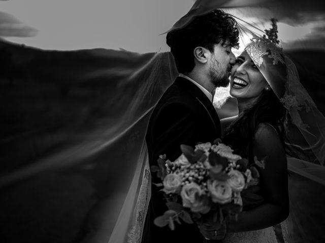 Le nozze di Pierpaolo e Lucia