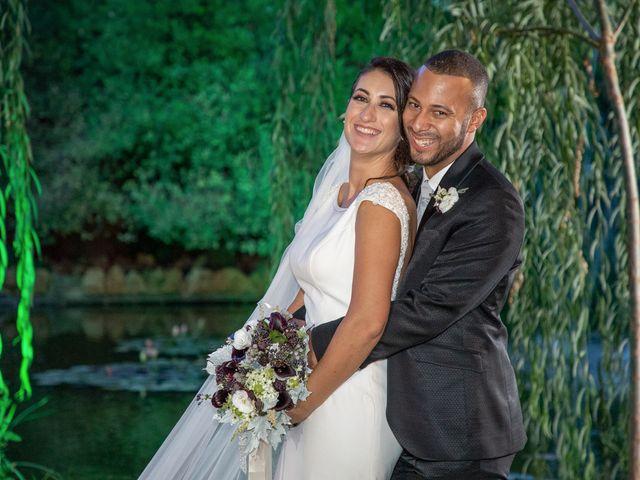 Le nozze di Alessia e Raul