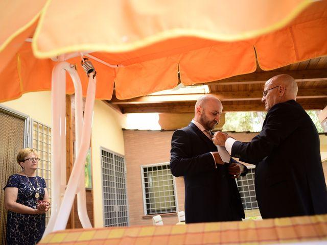 Il matrimonio di Dario e Cristina a Sava, Taranto 4