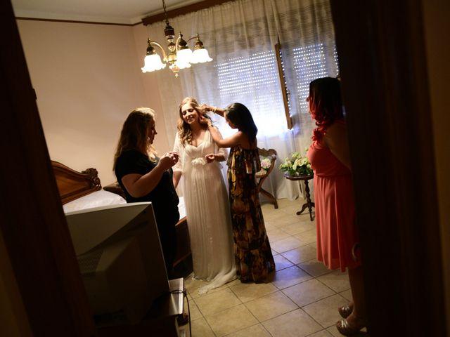 Il matrimonio di Dario e Cristina a Sava, Taranto 7