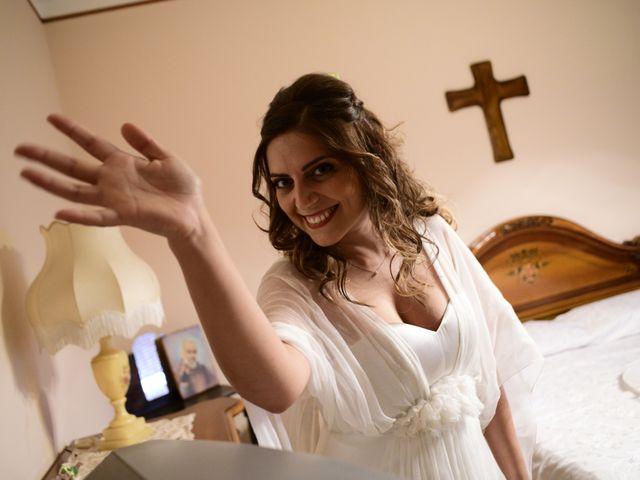 Il matrimonio di Dario e Cristina a Sava, Taranto 8