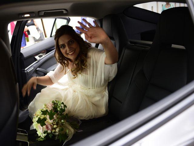 Il matrimonio di Dario e Cristina a Sava, Taranto 9