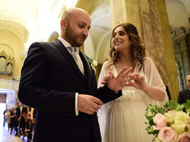 Il matrimonio di Dario e Cristina a Sava, Taranto 11