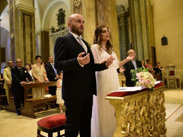 Il matrimonio di Dario e Cristina a Sava, Taranto 12
