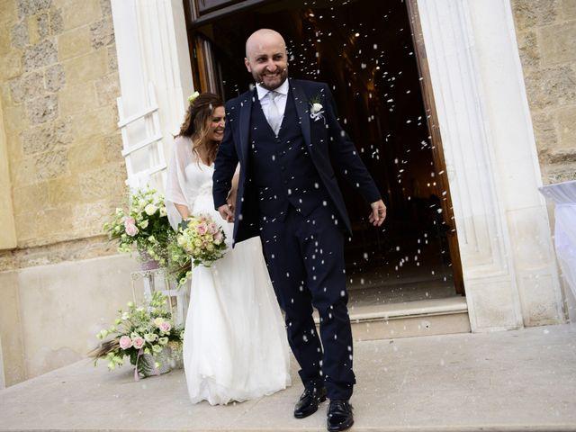 Il matrimonio di Dario e Cristina a Sava, Taranto 13