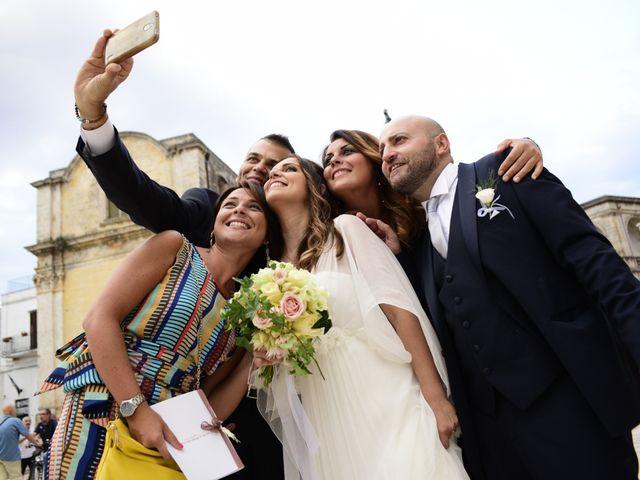Il matrimonio di Dario e Cristina a Sava, Taranto 14