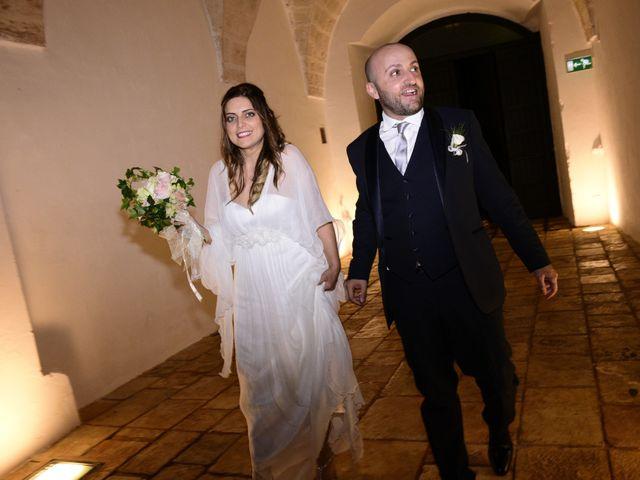 Il matrimonio di Dario e Cristina a Sava, Taranto 16