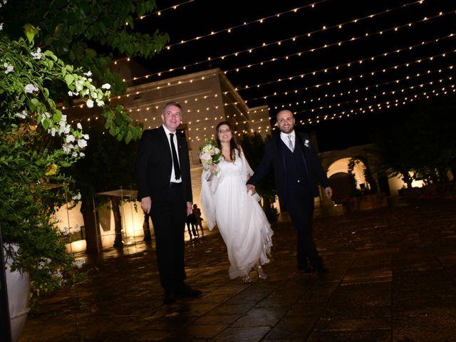 Il matrimonio di Dario e Cristina a Sava, Taranto 17