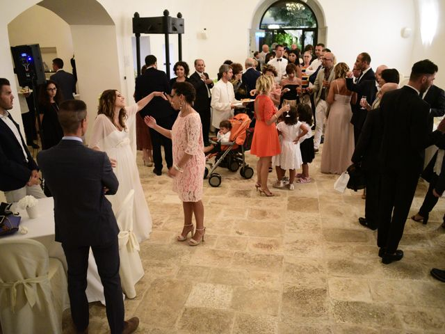 Il matrimonio di Dario e Cristina a Sava, Taranto 18