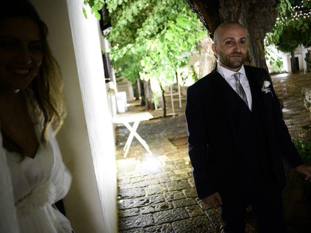 Il matrimonio di Dario e Cristina a Sava, Taranto 20