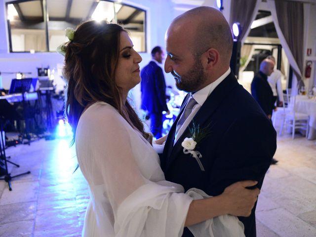 Il matrimonio di Dario e Cristina a Sava, Taranto 24