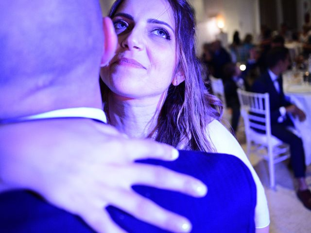 Il matrimonio di Dario e Cristina a Sava, Taranto 2