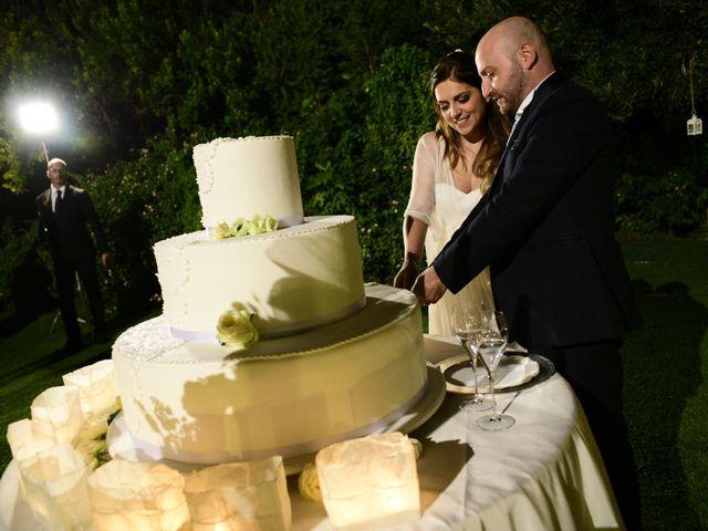 Il matrimonio di Dario e Cristina a Sava, Taranto 30