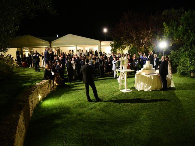 Il matrimonio di Dario e Cristina a Sava, Taranto 31