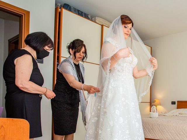 Il matrimonio di Federico e Allison a Ceregnano, Rovigo 13