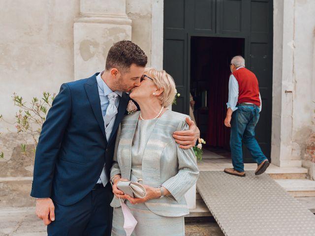 Il matrimonio di Federico e Allison a Ceregnano, Rovigo 20