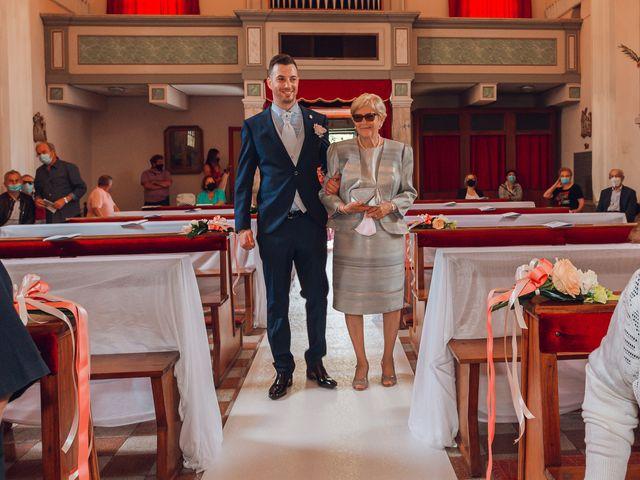 Il matrimonio di Federico e Allison a Ceregnano, Rovigo 22