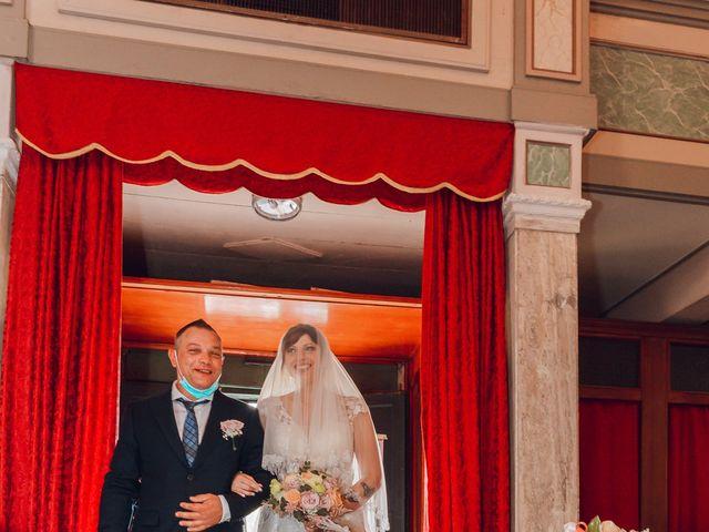 Il matrimonio di Federico e Allison a Ceregnano, Rovigo 23