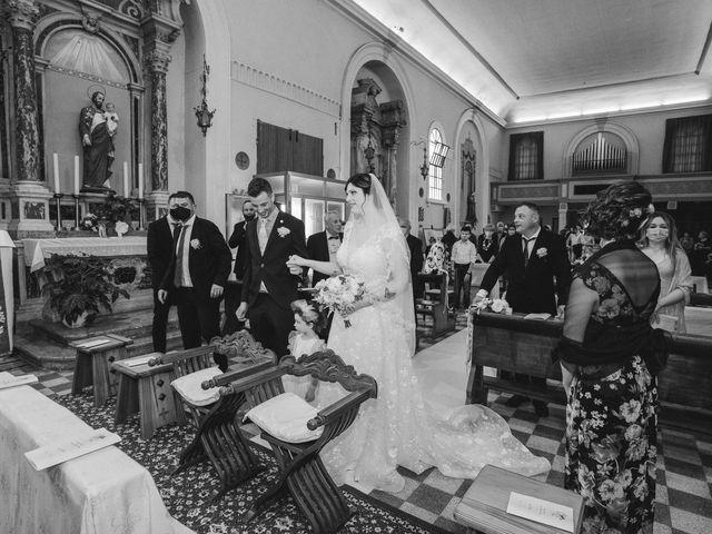 Il matrimonio di Federico e Allison a Ceregnano, Rovigo 24