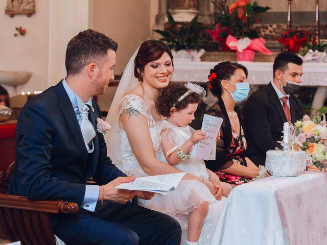 Il matrimonio di Federico e Allison a Ceregnano, Rovigo 25