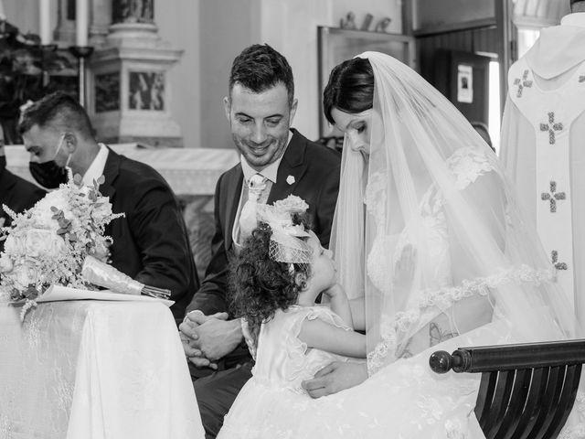 Il matrimonio di Federico e Allison a Ceregnano, Rovigo 29