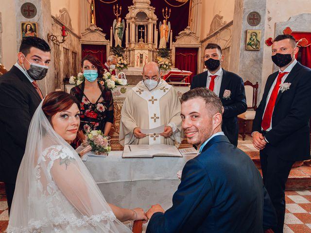 Il matrimonio di Federico e Allison a Ceregnano, Rovigo 30