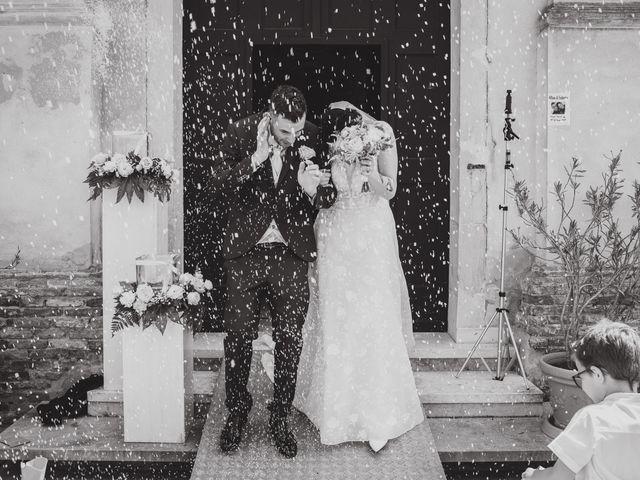 Il matrimonio di Federico e Allison a Ceregnano, Rovigo 31