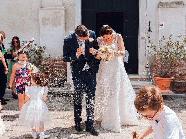 Il matrimonio di Federico e Allison a Ceregnano, Rovigo 33