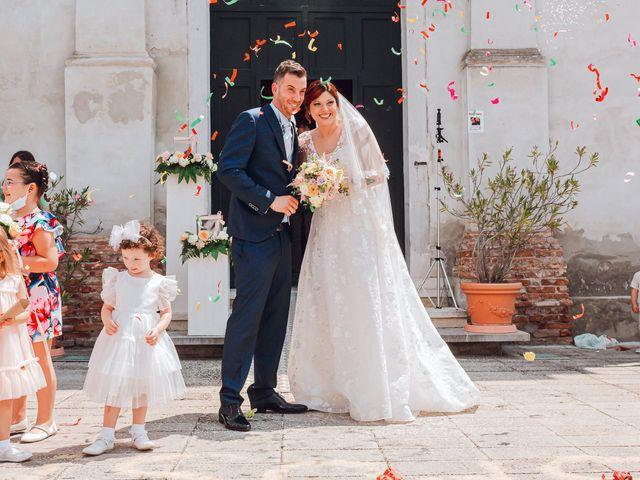 Il matrimonio di Federico e Allison a Ceregnano, Rovigo 34