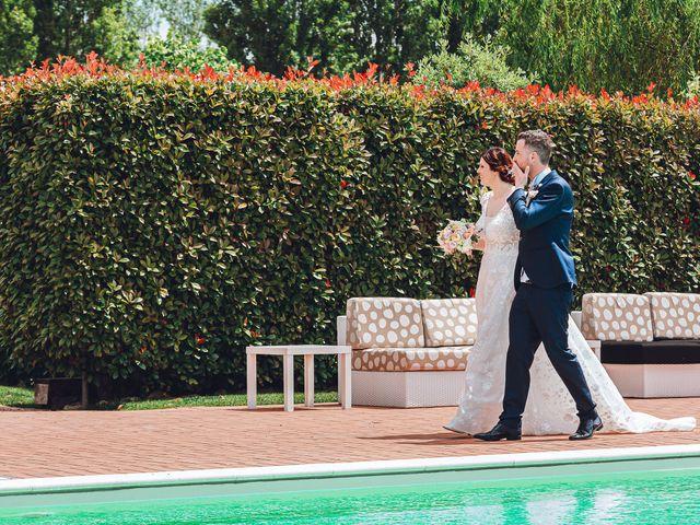 Il matrimonio di Federico e Allison a Ceregnano, Rovigo 44