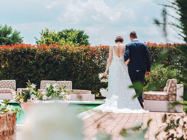 Il matrimonio di Federico e Allison a Ceregnano, Rovigo 45