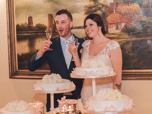 Il matrimonio di Federico e Allison a Ceregnano, Rovigo 53