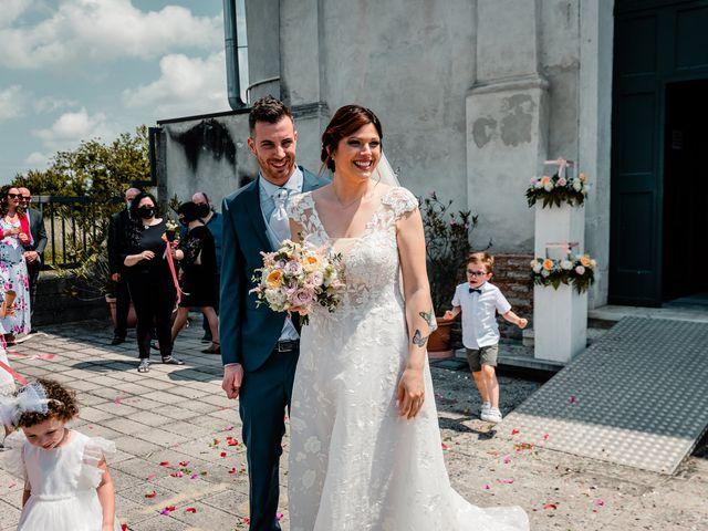 Il matrimonio di Federico e Allison a Ceregnano, Rovigo 59